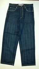 Men's dark wash jeans size 36, inseam 34 inches. 100%Cotton by Southpole!