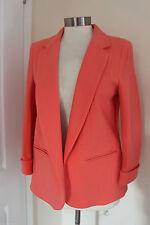 Wallis Polyester Hip Length Blazers for Women