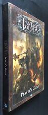 Player's Guide-Warhammer Fantasy Roleplay - 3rd EDIZIONE-RILEGATO copertina rigida