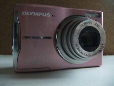 Olympus FE FE-46/X-42 12.0MP Digital Camera - Flamingo pink