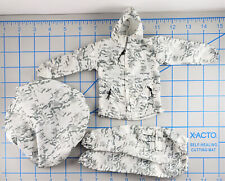 Mini times navy seal winter combat camo outfit 1/6 scale toys soldier Joe dam