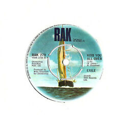 """EXILE.KISS YOU ALL OVER / THERE'S BEEN A CHANGE.UK ORIG 7"""".VG+"""