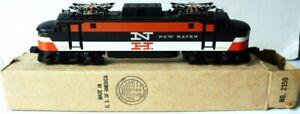 O SCALE Lionel Post War New Haven EP5 Electric Locomotive 2350-12; Original Box