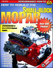 HOW TO REBUILD SMALL BLOCK MOPAR CHRYSLER ENGINE 273 318 340 360 5.2 5.9 MAGNUM