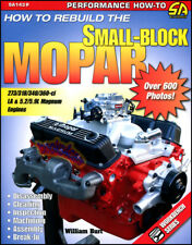 HOW TO REBUILD SMALL BLOCK MOPAR CHRYSLER ENGINE 273 318 340 360 5.2 5.9 MAGNUM