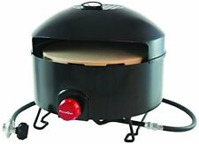 Pizzacraft PizzaQue Outdoor Pizza Oven - Propane Fueled & Portable for Camping