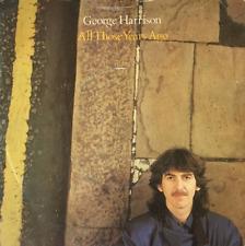 "GEORGE HARRISON - All Those Years Ago (7"") (VG+/G+)"
