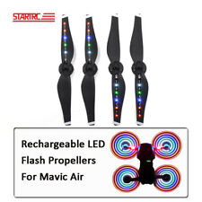 2 Pairs Mavic LED Flash Propeller Night Flying Blades For DJI Mavic Air Parts