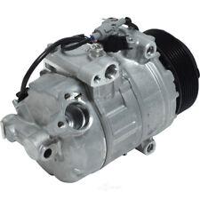 A/C Compressor-7SBU17C Compressor Assembly UAC fits 2011 BMW 528i 3.0L-L6