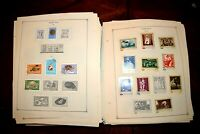 CatalinaStamps:  Worldwide Stamp Collection on Album Pages, 5000 Stamps, #D342