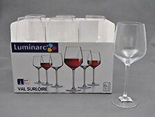 Luminarc VAL SURLOIRE 31cl 6pc Set Wine Glasses Red Wine Glass Diswasher Safe