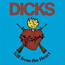 Kill from the Heart by Dicks (Vinyl, May-2012, Alternative Tentacles)