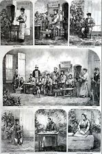 Champagne Vineyard 1855 Bottling PIERRY FRANCE Grapes Wines Production Art Print