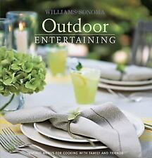 Williams-Sonoma Entertaining: Outdoor Dolese, George Hardcover