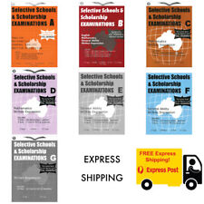 Selective Schools & Scholarship Examinations BUNDLE PACK | 7 BOOKS |