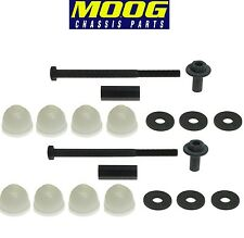 AMC Buick Cadillac Pontiac Ford Pair Set of 2 Front Sway Bar End Link Kits Moog