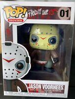 Funko Horror Classics POP Movies Collectors Set: Freddy Krueger, Jason Voorhees