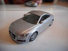 Schuco Audi TT in Grey on 1:43
