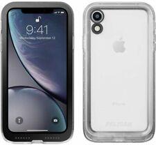 Pelican Marine Series iPhone XR Waterproof Case Clear and Black