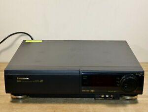 Vtg Panasonic AG-1970 Professional Commercial Grade VHS Hi-Fi S-VHS Editor VCR