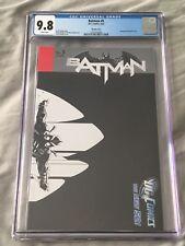 Batman #5 New 52 Capullo Sketch Wraparound Cover Incentive 1:200 Variant CGC 9.8