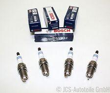4x Zündkerze Bosch Iridium FR7KI332S (0242236571) VW/AUDI/ALFA usw. TOP NEU