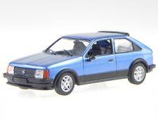 Opel Kadett D SR 1982 bluemet. diecast model car 940044120 Maxichamps 1:43