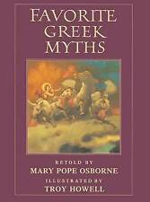 Favorite Greek Myths-ExLibrary