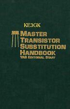 Master Transistor Substitution Handbook * Transistors *  PDF * CDROM