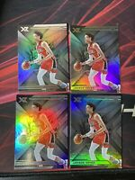 2019-20 Panini Chronicles XR Jaxson Hayes New Orleans Pelicans Lot of 4