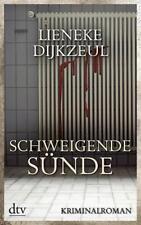 Schweigende Sünde: Kriminalroman von Dijkzeul, Lieneke