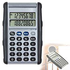 Livoo Calculatrice de poche, de bureau, avec fonction de conversion de l'euro, à