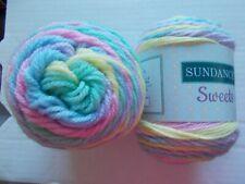 Sundance Sweets Cake yarn, Jelly Beans, lot of 2 (164 yds ea)