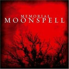 MOONSPELL - MEMORIAL  CD HARD ROCK-METAL-PUNK-GROUNGE