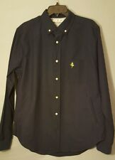 Five Four Club Mark McNairy Mens Long Seeve Button Front Shirt Large