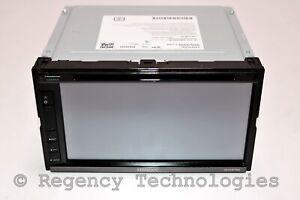 "KENWOOD 6.75"" TOUCHSCREEN DVD NAVIGATION RECEIVER   DNX576S   BLACK"