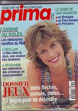 Prima - 155 - aout 1995 --