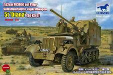 "Bronco 1/35 35038 Sd.Kfz. 6 5t ""Diana"""