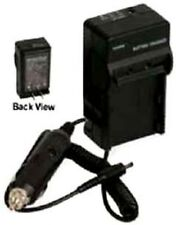 Charger for Panasonic CGR-S006 CGR-S006A CGR-S006E CGR-S006E/1B DMW-BMA7