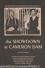 John Dietz & Cameron Dam Defense of Sawyer Co. WI+Alystne, Blaine, Buckwheat