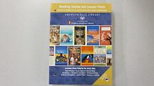 Prentice Hall Library Reading Guides and Lesson Plans Vol. 2 NEW 0130683841