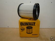 DEWALT DC5001 REPLACEMENT FILTER TO FIT THE DC500 VAC