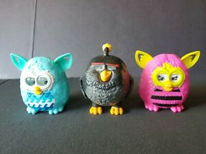 Mcdonald's Toys Furby & Angry Bird