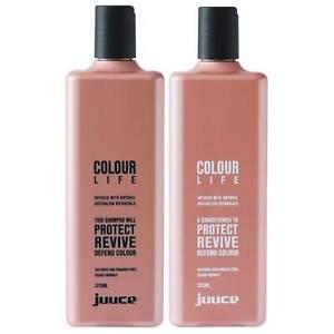 Juuce Colour Life Duo Shampoo/Conditioner (2x375mL)