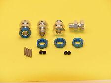 Spurverbreiterung 1/8 f. 17 mm Radmitnehmer, 4 St., Carson 205645 + Radmuttern