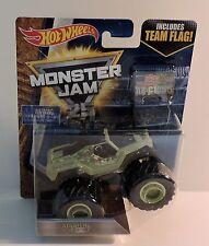 2017 MONSTER JAM 25 MONSTER TRUCK - SOLDIER FORTUNE 1:64 - EPIC EDITIONS 2/10