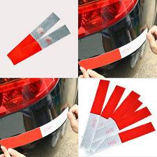 LKW & PKW Aufkleber Warnung Reflektierende Streifen Nacht Fahrsicherheit Sichere