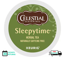 Celestial Seasonings Sleepytime Keurig Tea K-cups YOU PICK THE SIZE