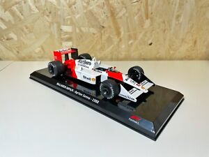 1:24 McLaren Mp4/4 1988 Senna Calcas Tabaco