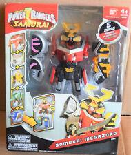New 2011 Bandai Saban's Power Rangers Samurai Megazord 5 Combining Action Figure